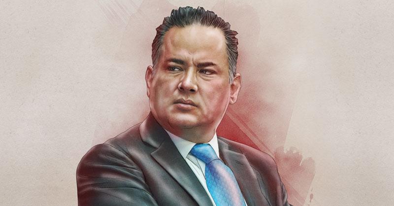 En entrevista, Santiago Nieto, titular de la Unidad de Inteligencia Financiera, externa su propuesta de crear una comisión de la verdad