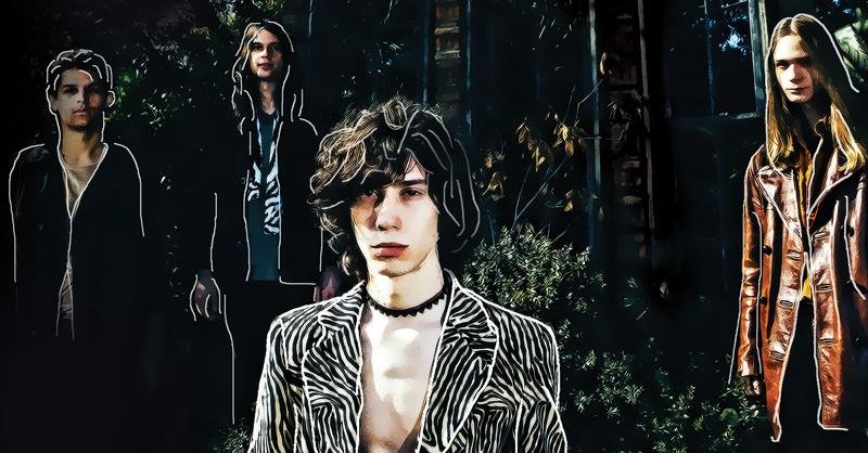 La agrupación de rock, The Cuckoos, estrena su material Honeymoon phases