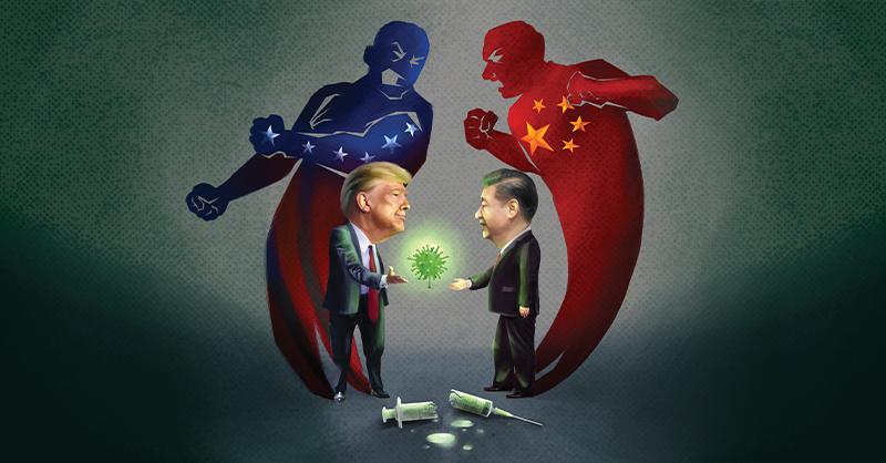 China y Estados Unidos podrían trabajar juntos para desarrollar una vacuna