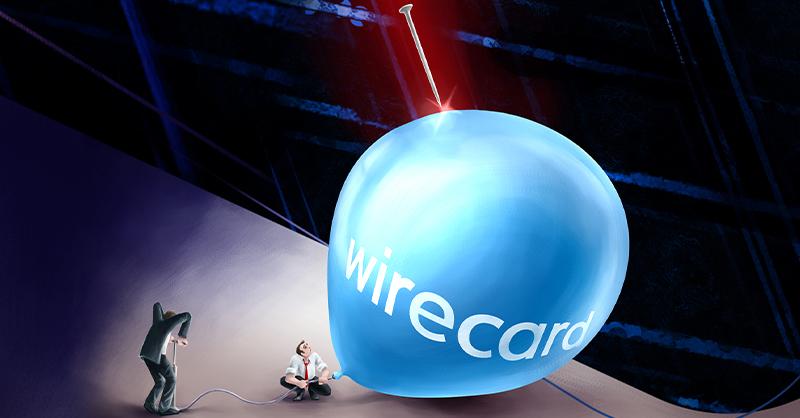 """La empresa alemana Wirecard """"infló"""" sus finanzas"""