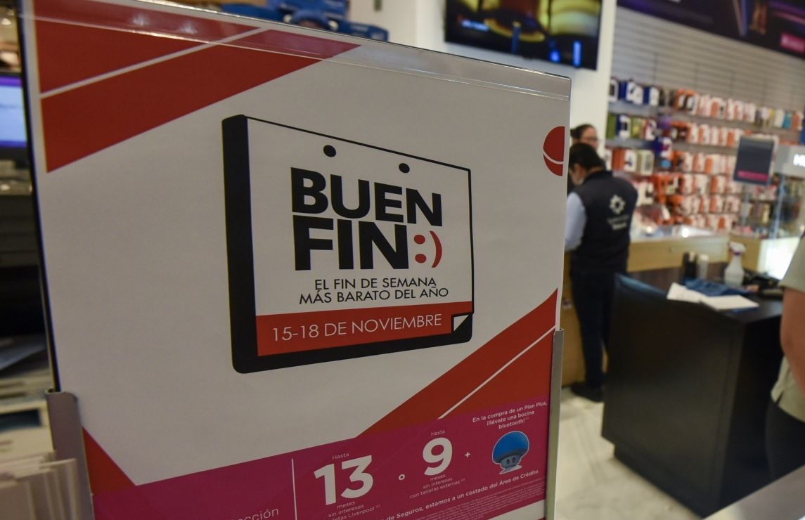 Buen Fin regresa inflación al rango objetivo de Banxico en noviembre; se ubica en 3.3%