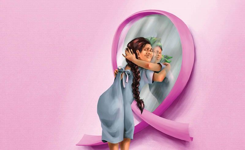 La pérdida del cabello es uno de los principales problemas que enfrentan las personas que atraviesan por un tratamiento contra el cáncer de mama