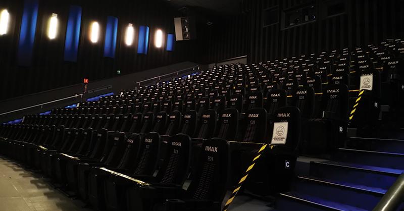El cine: el espectáculo que debe continuar en un mundo post-Covid