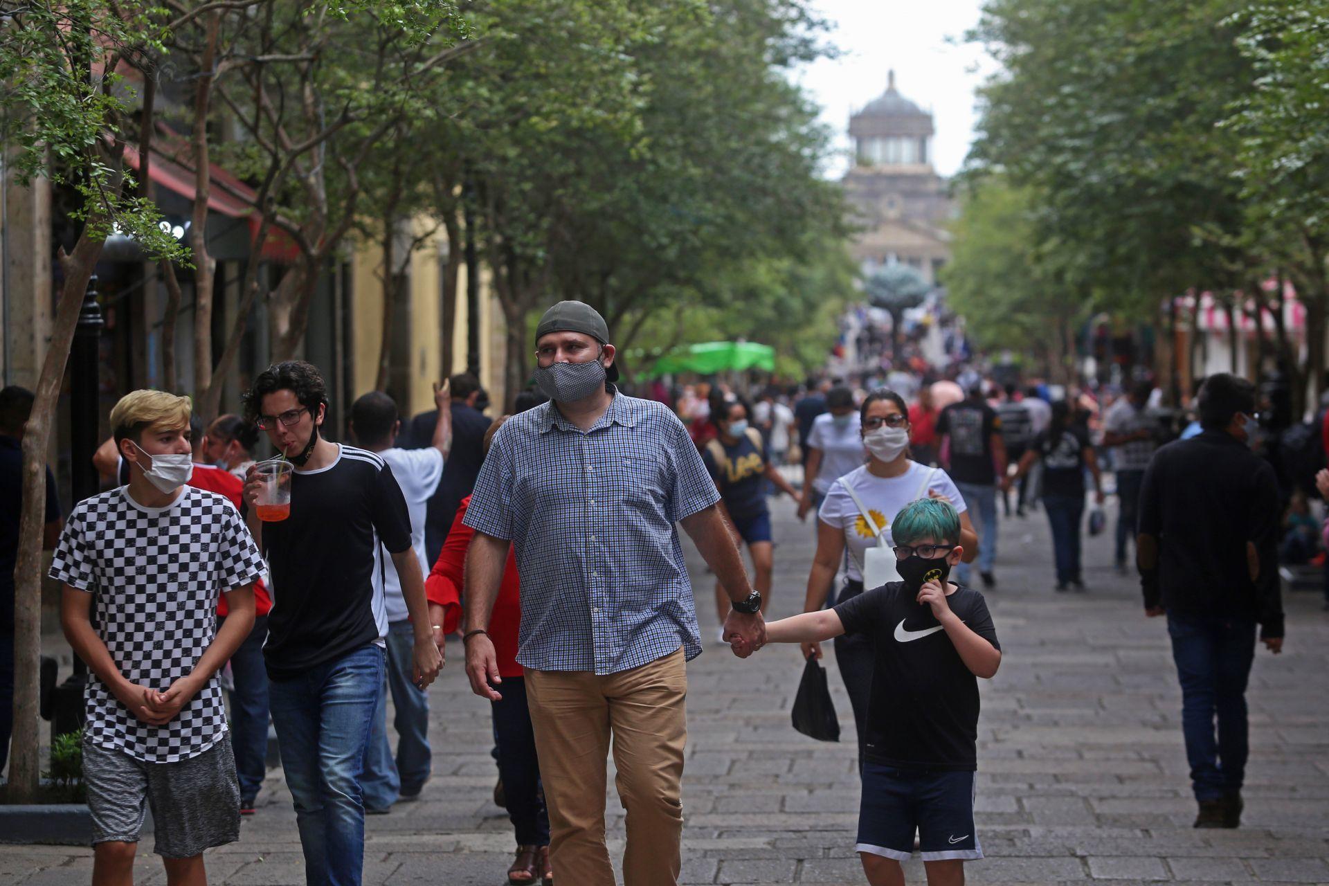 México supera las 91 mil muertes por COVID-19 y acumula más de 934 mil casos