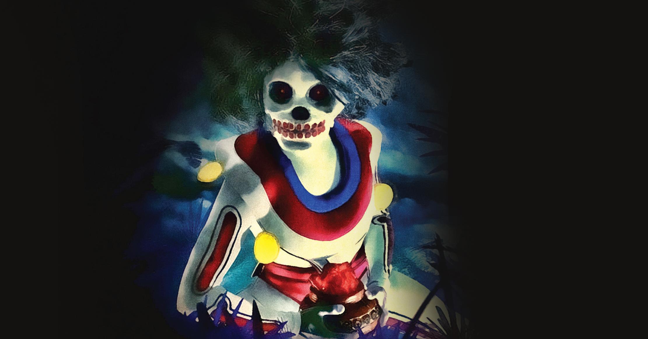En México el Día de Muertos es toda una celebración