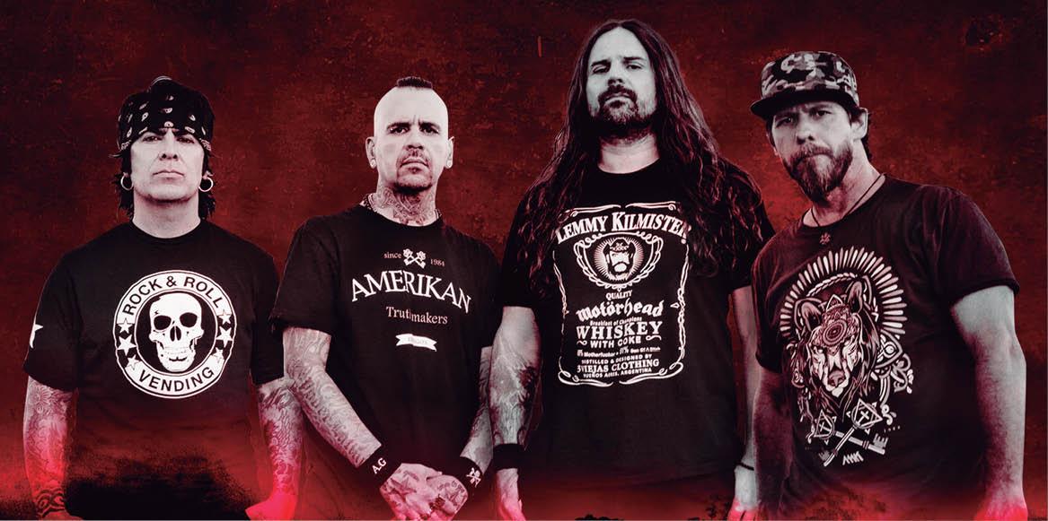 """El rock latino está de vuelta con """"Distintos"""", el primer lanzamiento inédito del grupo multinacional De La Tierra, en casi cuatro años"""