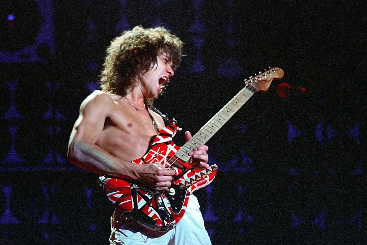Fallece el revolucionario Eddie Van Halen, uno de los mejores guitarristas de la historia