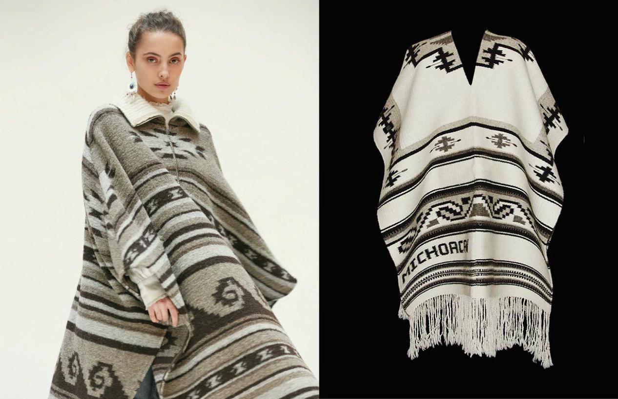 Diseñadora francesa Isabel Marant se disculpa por plagiar gabanes michoacanos