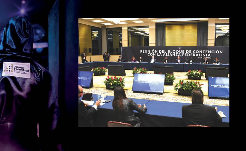 En México el Federalismo entre gobiernos funciona en la letra pero no en los hechos