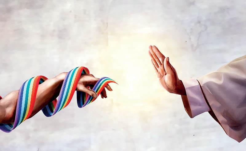 El papa Francisco, la máxima autoridad de la Iglesia católica, aseguró que las personas homosexuales tienen derecho a ser parte de una familia