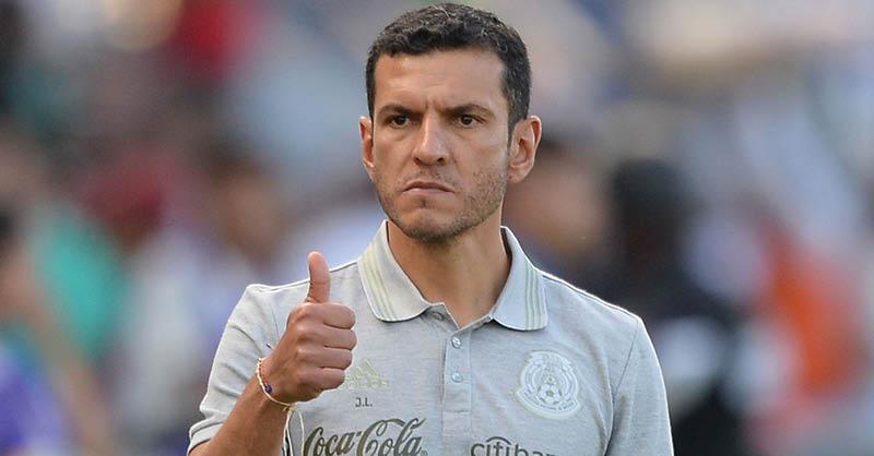 Jaime Lozano, director técnico de la Selección Mexicana Sub-23