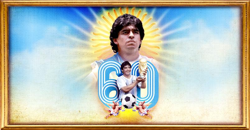 Diego Armando Maradona cumple 60 años, en la que será una celebración especial de la Navidad maradoniana