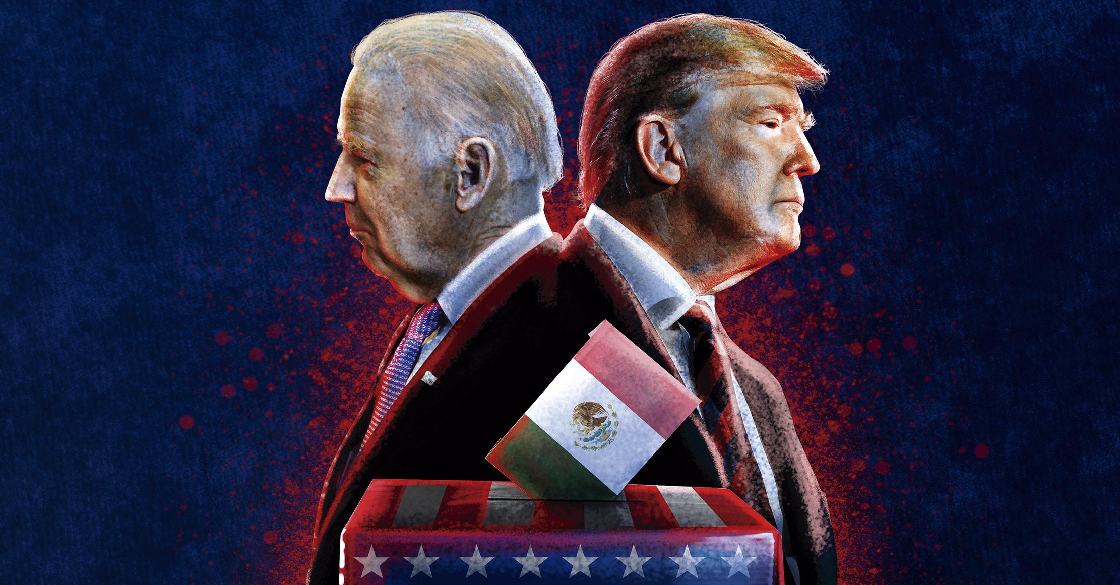 La comunidad mexicana en Estados Unidos tiene en sus manos poder definir una elección