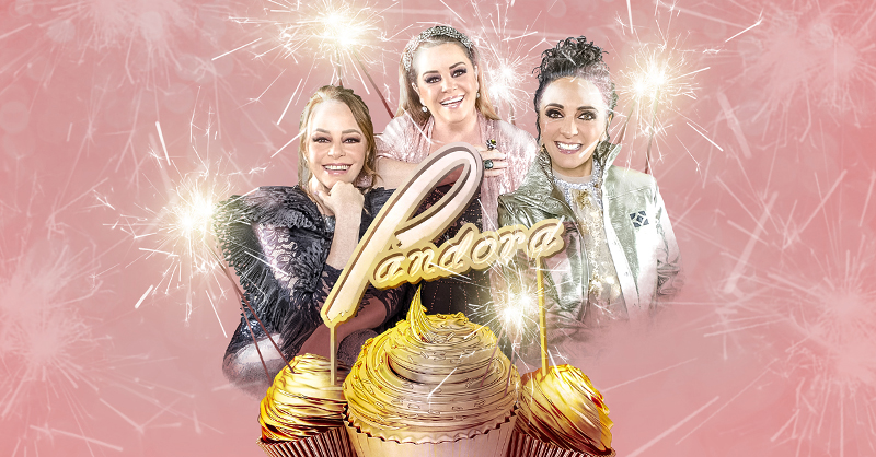 Pandora presentará cada miércoles, a partir de hoy, tres medleys con sus temas más emblemáticos