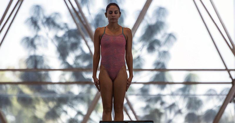 La doble medallista olímpica mexicana Paola Espinosa continúa con la mira puesta en los Juegos Olímpicos