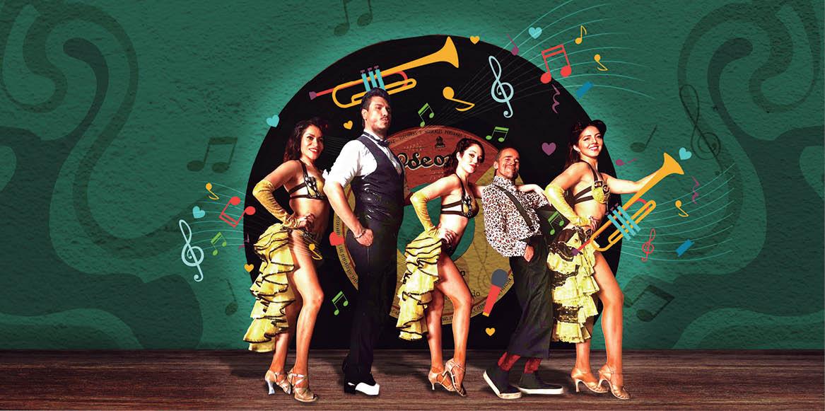 La Orquesta Dámaso Pérez Prado fundada en 1950 busca estar en el gusto de la gente