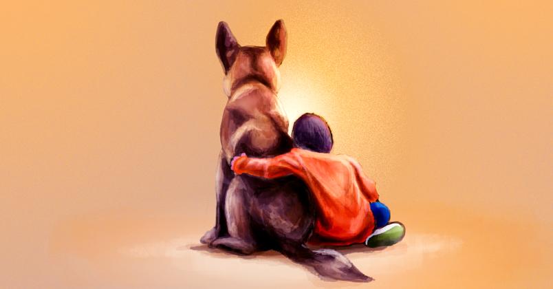 Terapias con Can es un proyecto de intervención socioemocional