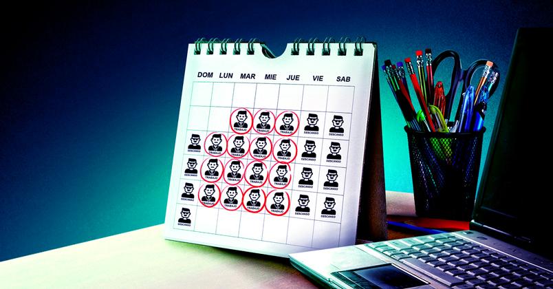 La propuesta de reducir el número de días laborales y trabajo toma cada día más fuerza, sin embargo en México parece una discusión lejana