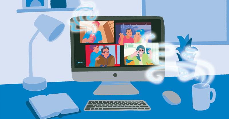Zoom, aplicación de video creada por Eric Yuan