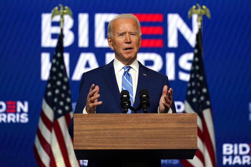 Biden da la vuelta a Trump en Georgia y Pensilvania; se acerca más al triunfo presidencial