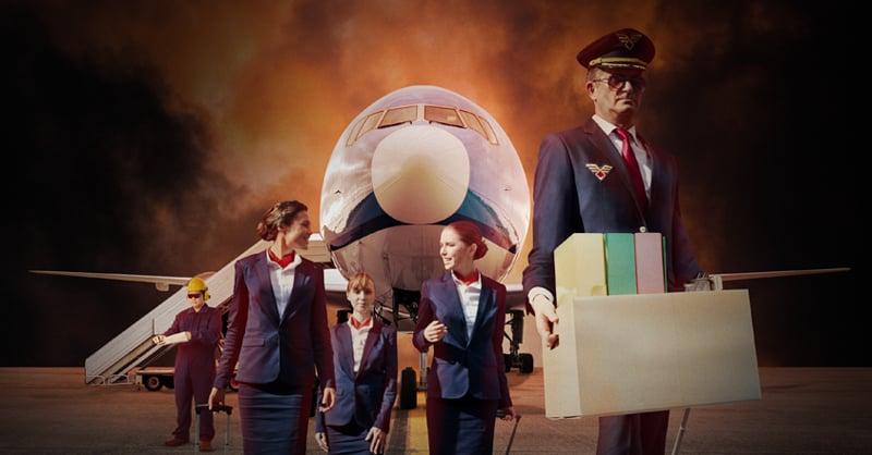 Aeroméxico necesita hacer reducción de personal, a más tardar el 31 de diciembre
