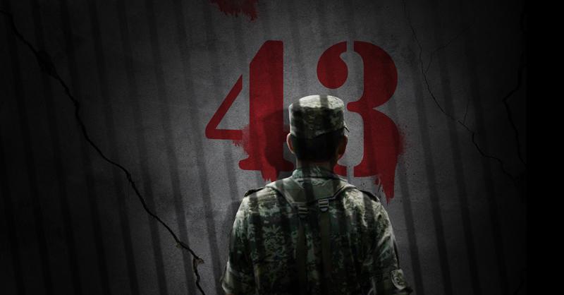 La posibilidad de que la justicia llegue a los padres de los 43 normalistas de Ayotzinapa aumentó tras la detención del capitán José Martínez Crespo
