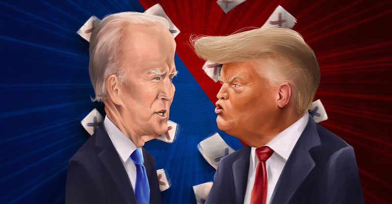 La carrera por la presidencia de Estados Unidos está cerca de terminar