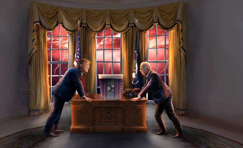 El día después de la elección apenas comienza