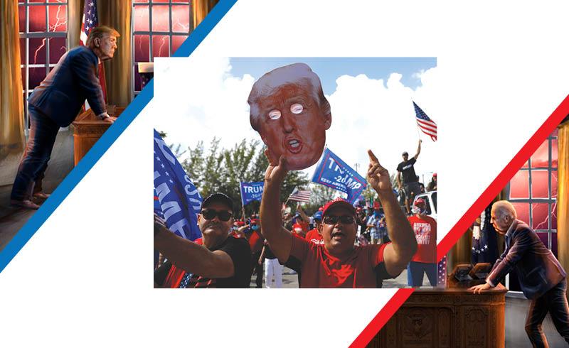 Estados Unidos está dividido