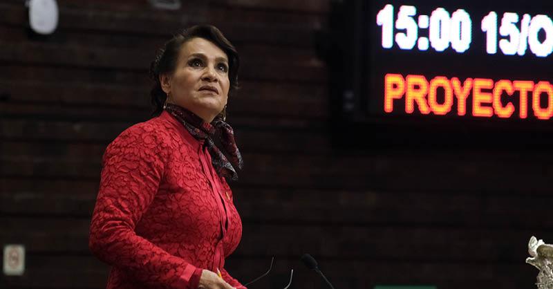 Dolores Padierna reveló que el 80 por ciento del gasto ya está comprometido por las políticas