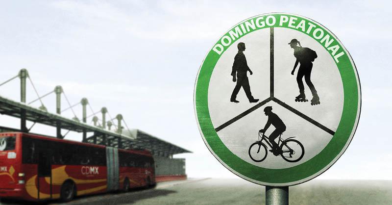 Activistas lanzaron una propuesta que busca promover la movilidad no motorizada