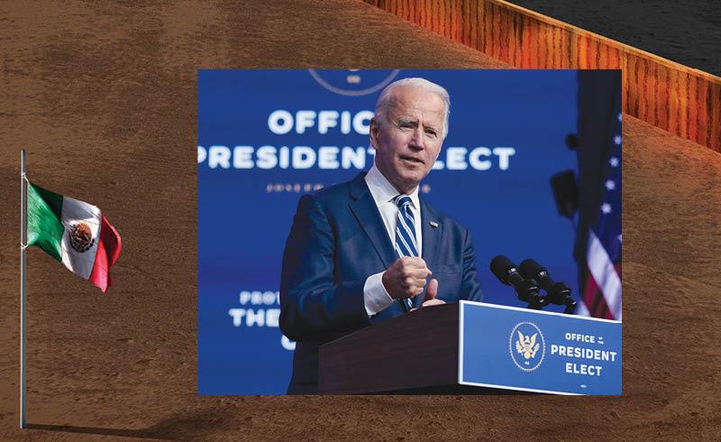 La relación comercial entre México y Estados Unidos con Joe Biden en la Casa Blanca enfrentará retos