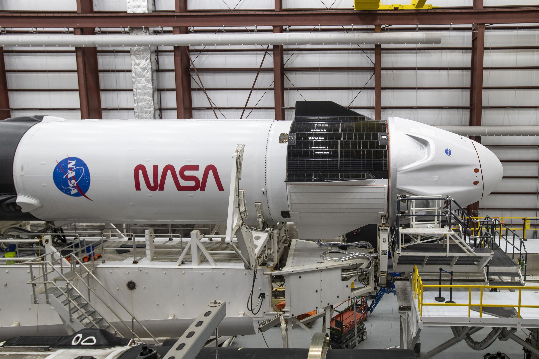 ¿Dónde y cuándo puedes ver el lanzamiento de la misión de SpaceX y la NASA a la EEI?