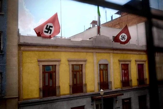 Casino Alemán de CDMX, el lugar en el que un día ondearon banderas nazis