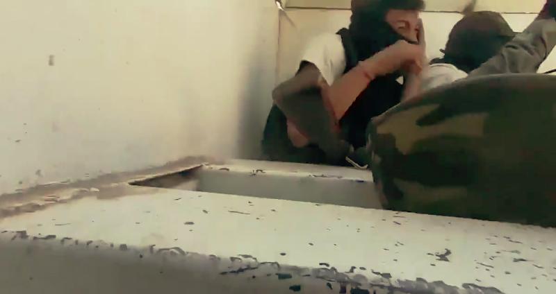 VIDEO: así emboscó el CJNG a autodefensas y reporteros en La Bocanada
