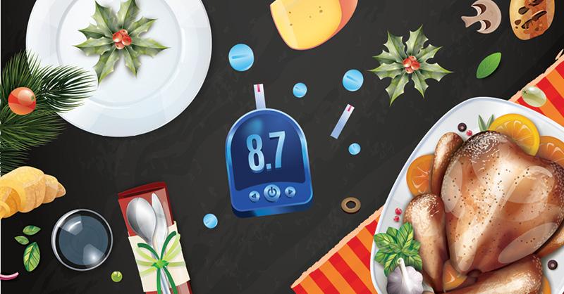 Educadora en diabetes recuerda los cuidados que deben tener en estas fiestas