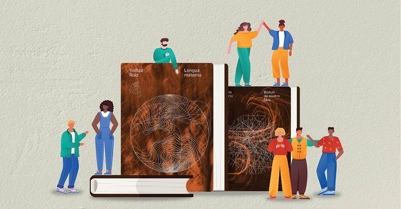 Con el relanzamiento de El Ala de Tigre, Libros UNAM busca mostrar la vitalidad de este género