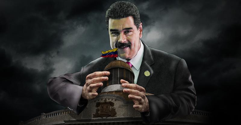 Los partidarios de Nicolás Maduro obtuvieron la mayoría de los escaños en la Asamblea Nacional