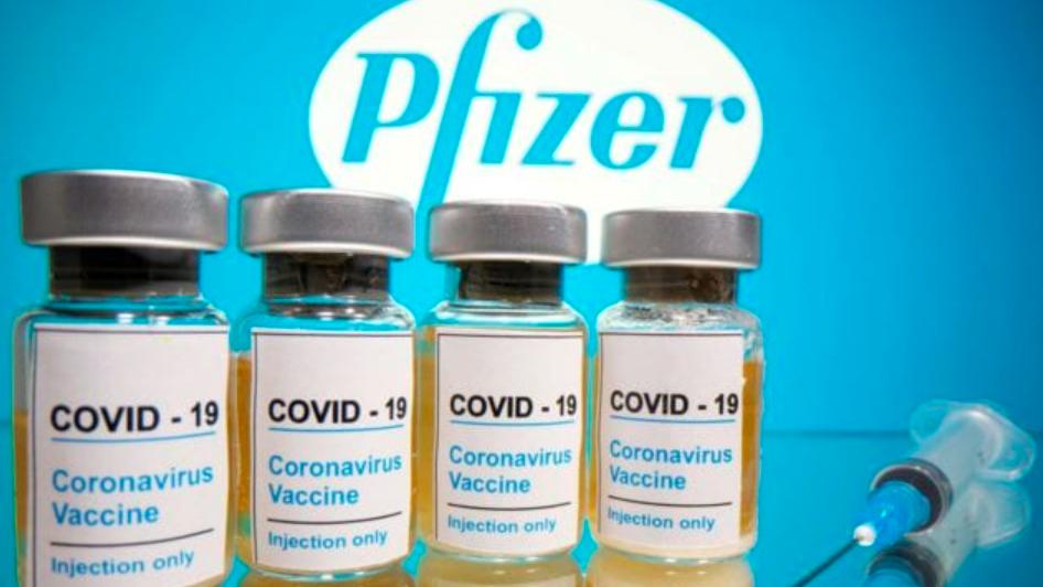 FDA de EU declara que vacuna de Pfizer es segura y efectiva
