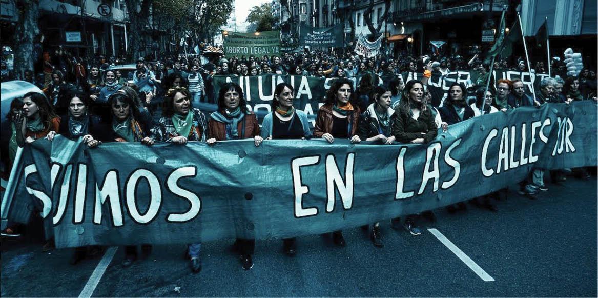 El documental Que sea ley, que llega hoy a FilminLatino y Cinépolis Klic