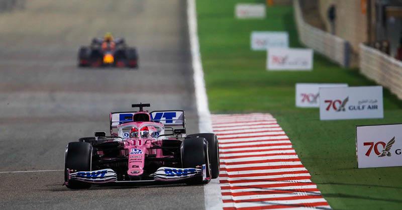 Sergio Pérez considera que el nivel en la F1 bajará si siguen llegando pilotos sin méritos con el volante