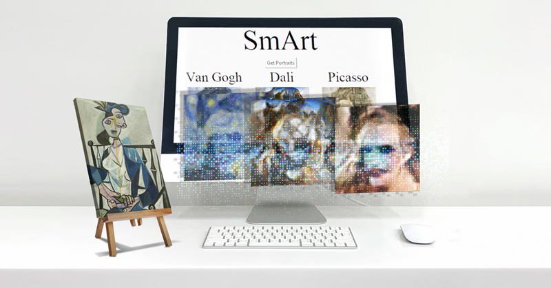 A través de Inteligencia Artificial, un joven preparatoriano creó el programa SmArt