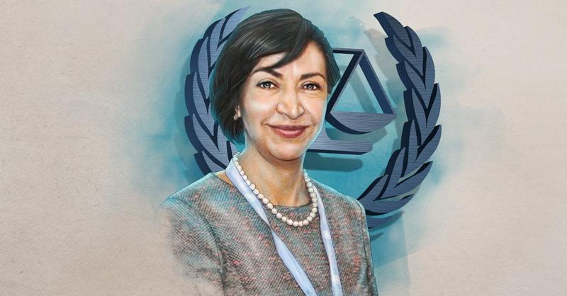 Socorro Flores Liera fungirá como magistrada para la CPI