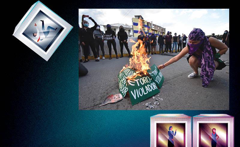La iniciativa 3 de 3 contra la violencia representa un avance en la democracia