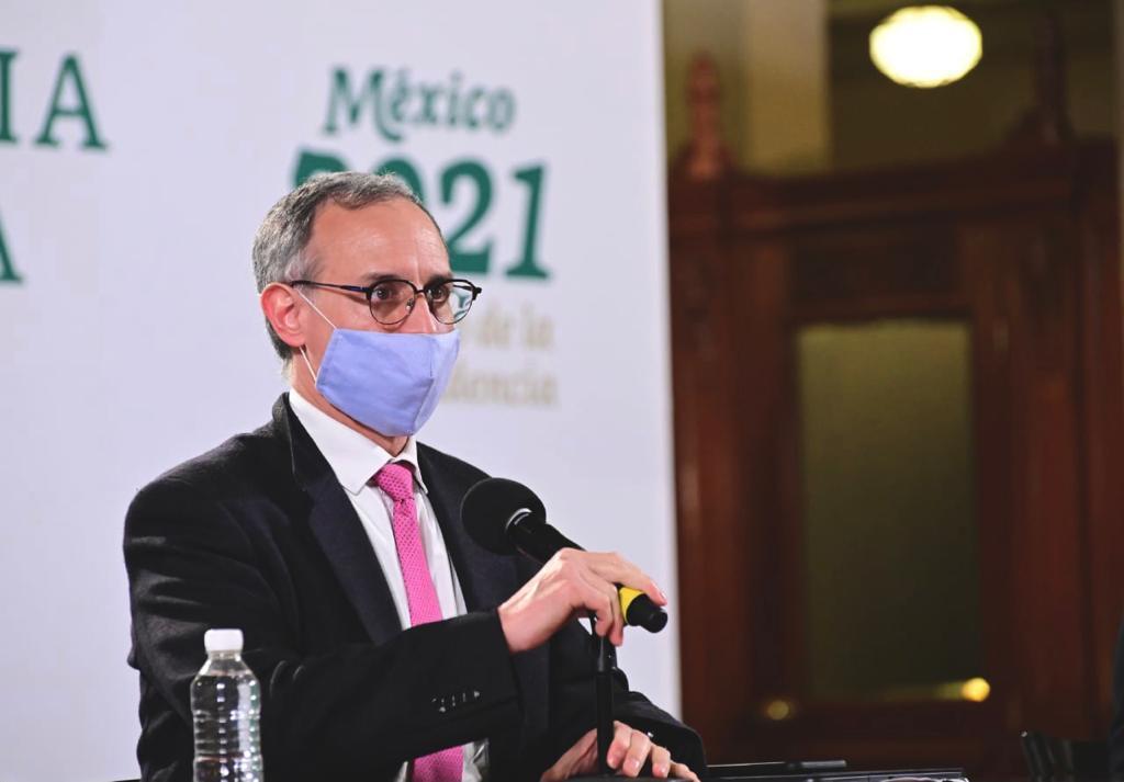 Personas con reacciones alérgicas a vacuna de Pfizer no recibirán segunda dosis: Gatell