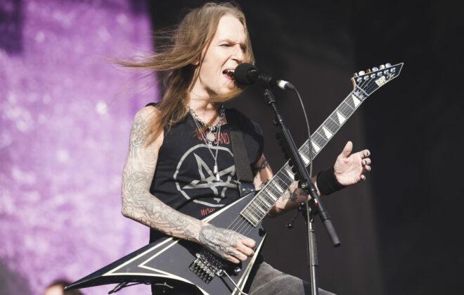Muere a los 41 años Alexi Laiho, vocalista y fundador de la banda Children of Bodom