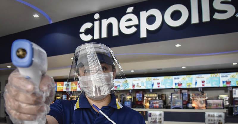 """Y, entonces, ¿qué pasa con los cines? ¿Acaso hay que aplicar una """"operación palomitas"""" vs el gobierno federal y local?"""