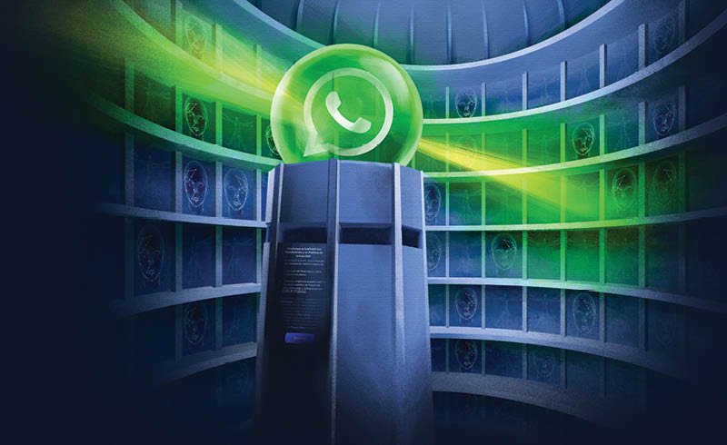 Los cambios en los términos de uso de WhatsApp reabrieron el debate sobre el manejo de los datos personales
