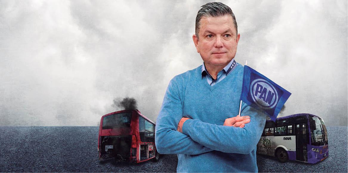 Noé Chávez ya solicitó licencia como director del Instituto de Movilidad