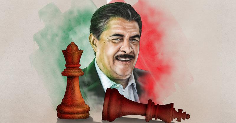 Ramiro Hernández, señala que el rival a vencer en las próximas elecciones es Morena